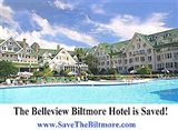How the Belleview Biltmore Hotel in Belleair/Clearwater, Florida was Saved from Demolition