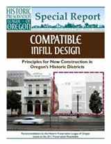 Historic Preservation League of Oregon's 2011 Preservation Roundtable Special Report