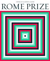 2013-2014 Rome Prize Fellowship