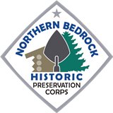 AmeriCorps Crew Member, Northern Bedrock Historic Preservation Corps