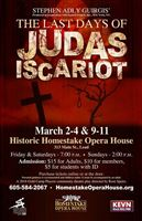 """The Last Days of Judas Iscariot"" Presented by the 2018 Gold Camp Players Community Theater"