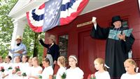 Independence Day @ Genesee Country Village & Museum
