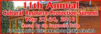 11th Annual Cultural Resource Protection Summit