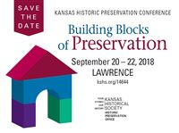 2018 Kansas Statewide Historic Preservation Conference