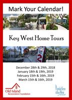 59th Annual 2018/2019 Home Tour - March