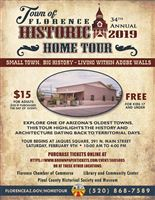 34th Annual Florence (Az) Historic Home Tour