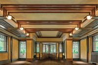 Renewing Wright's Vision: Restoring the Robie House
