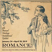 ROMANCE: Stories of Love and Passion in the Mid-Willamette Valley