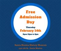 Free Admission Day @ The Santa Monica History Museum