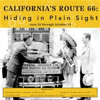 California's Route 66: Hiding in Plain Sight