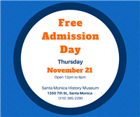 Free Admission Day
