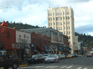 Ashland Oregon Hotels Downtown