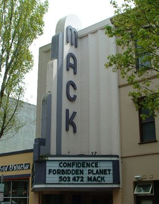 Movies playing in mcminnville oregon