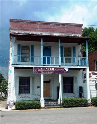 Historic real estate listing for sale in Laurinburg, NC
