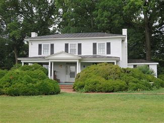 Historic real estate listing for sale in Henderson, NC