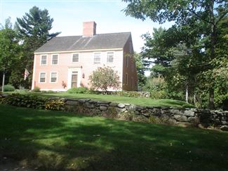 Historic real estate listing for sale in New Ipswich, NH