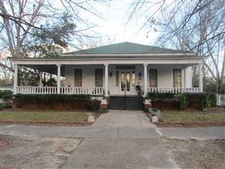 Acosta Home Eufaula Alabama Historic Homes Property