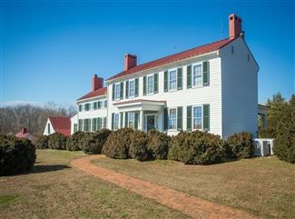Historic real estate listing for sale in Dogue, VA