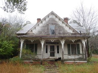 Historic real estate listing for sale in Mount Gilead, NC
