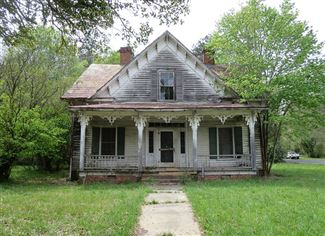Haywood-Taft House, Mount Gilead, North Carolina - Historic