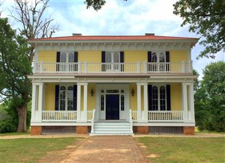 Historic real estate listing for sale in Saxe, VA