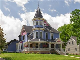 Historic real estate listing for sale in Faribault, MN