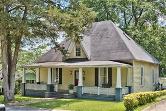 Historic real estate listing for sale in Madison, GA