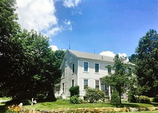 Historic real estate listing for sale in Fredon Twp, NJ