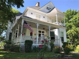 Historic real estate listing for sale in La Belle , MO