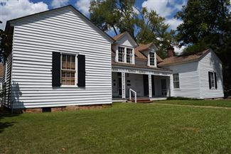 Historic real estate listing for sale in Sparta, GA