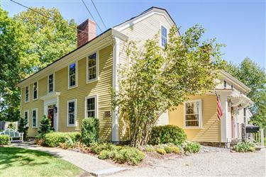 Historic real estate listing for sale in North Andover, MA