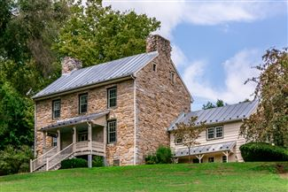 Historic real estate listing for sale in Glasgow, VA