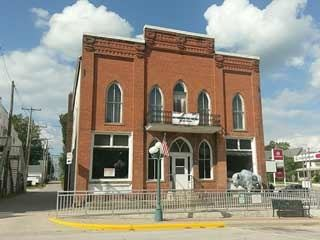 Historic real estate listing for sale in Albion, IN