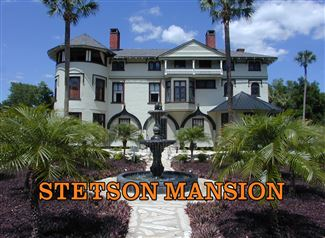 Stetson Mansion Estate, DeLand, Florida - Historic Homes & Property
