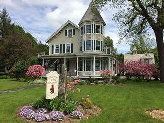 Historic real estate listing for sale in Chester, VT