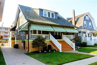 Historic real estate listing for sale in Cape May, NJ