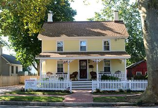 Historic real estate listing for sale in West Cape May, NJ