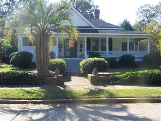 Historic real estate listing for sale in Ridgeway, SC