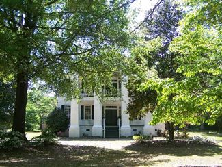 Historic real estate listing for sale in Bishopville, SC