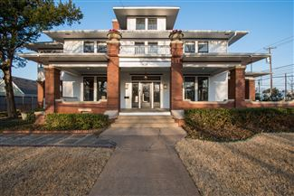 Historic real estate listing for sale in Waxahachie, TX