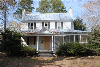 Historic real estate listing for sale in Kinston, NC