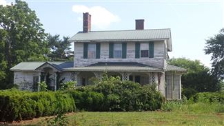 Historic real estate listing for sale in Linwood, NC