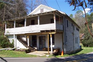 Historic real estate listing for sale in Franklin, NC