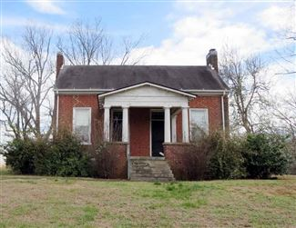 Historic real estate listing for sale in Yanceyville, NC