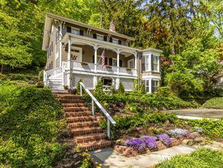 Pleasant The Samuel Dugan House Roslyn New York Historic Homes Download Free Architecture Designs Itiscsunscenecom