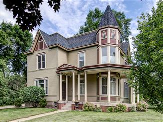 beautiful victorian home eau claire wisconsin historic homes rh preservationdirectory com