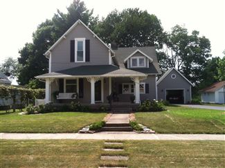 Historic real estate listing for sale in Spiceland, IN