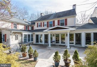 Historic real estate listing for sale in Doylestown, PA