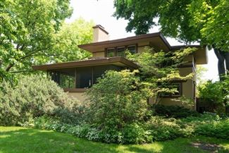 Historic real estate listing for sale in Oak Park, IL