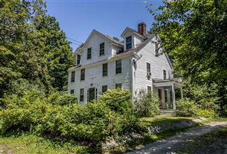 Historic real estate listing for sale in Wilton, NH